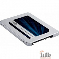 Crucial SSD MX500 250GB CT250MX500SSD1(N) {SATA3}