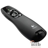 910-001357/910-001356 Logitech Wireless Presenter R400, RTL