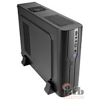 "Miditower Aerocool ""Cs-101 Black "", mATX, черный 400W [EN54722]"