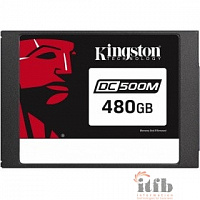 Kingston SSD 480GB DC500M SEDC500M/480G {SATA3.0}