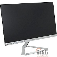 "LCD ViewSonic 23.8"" VX2476-SMHD Black-Silver {IPS, LED, 1920x1080, 4 ms, 178°/178°, 250 cd/m, 80M:1 D-Sub HDMI DisplayPort}"