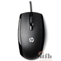 HP X500 [E5E76AA] Mouse USB black
